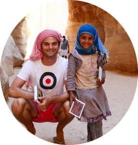 Inoubliable rencontre à Petra