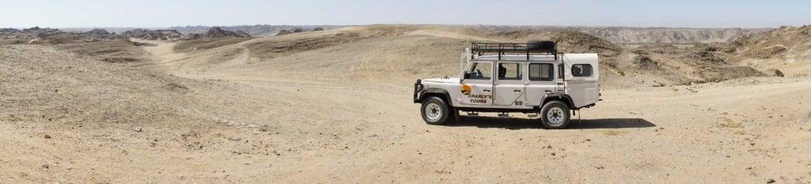 Tour du désert en 4x4