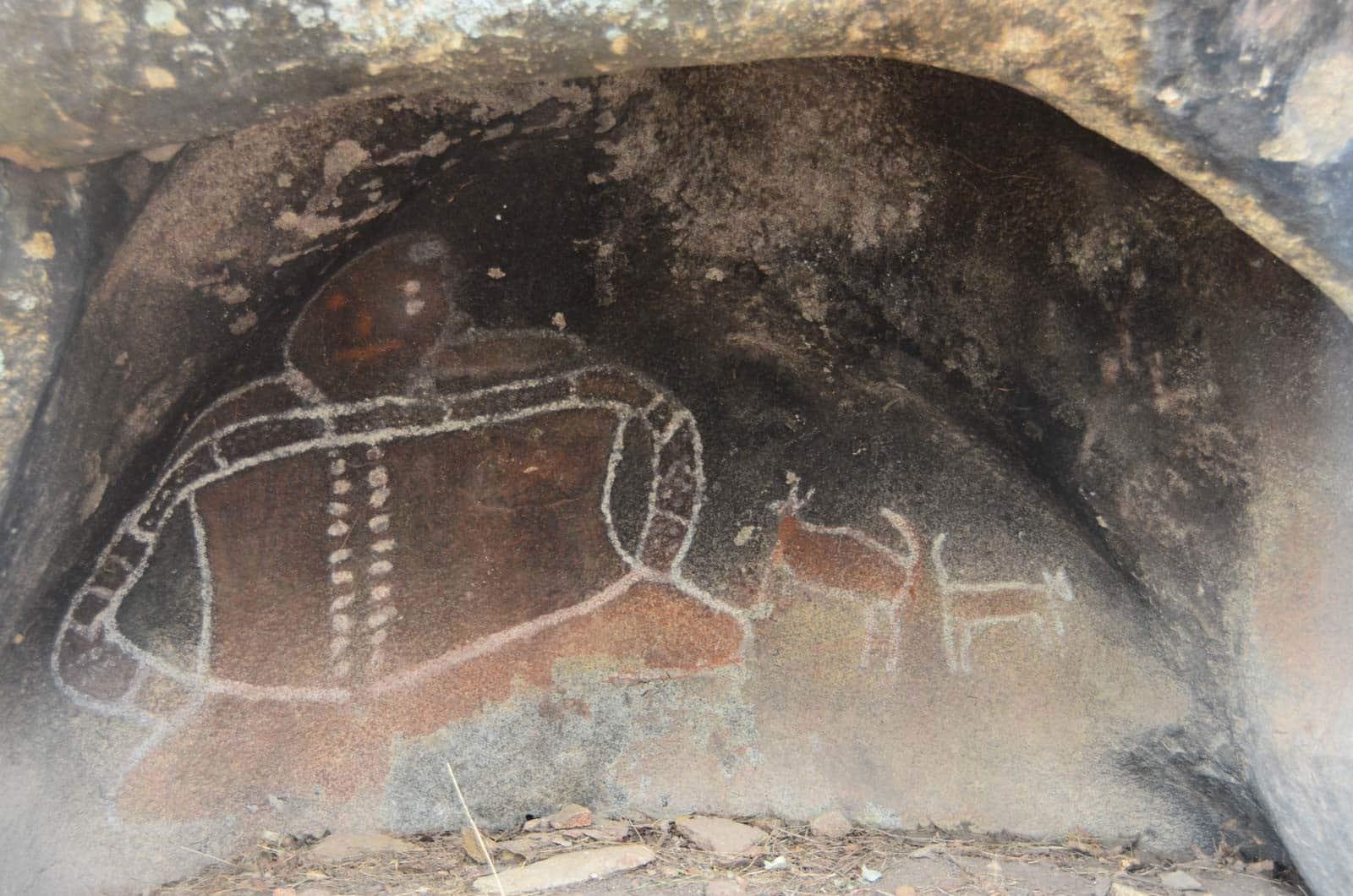Peintures aborigènes Australie