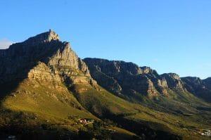 Lion's Head Le Cap, Afrique du Sud