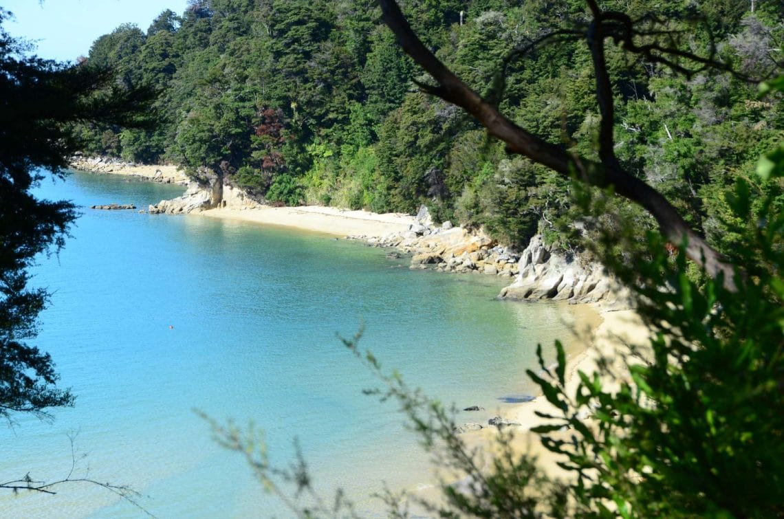 Abel Tasman National Park Nouvelle Zélande