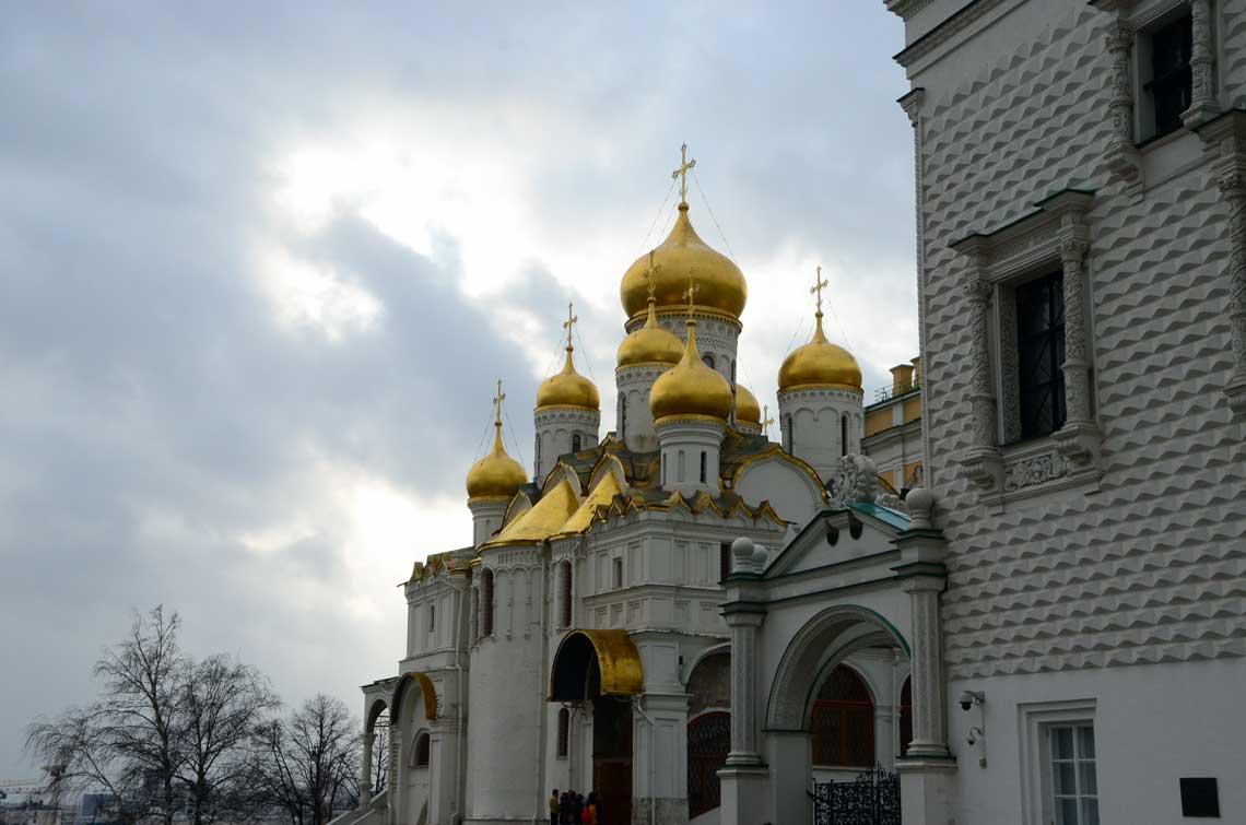 Cathédrale de l'Annonciation, Moscou