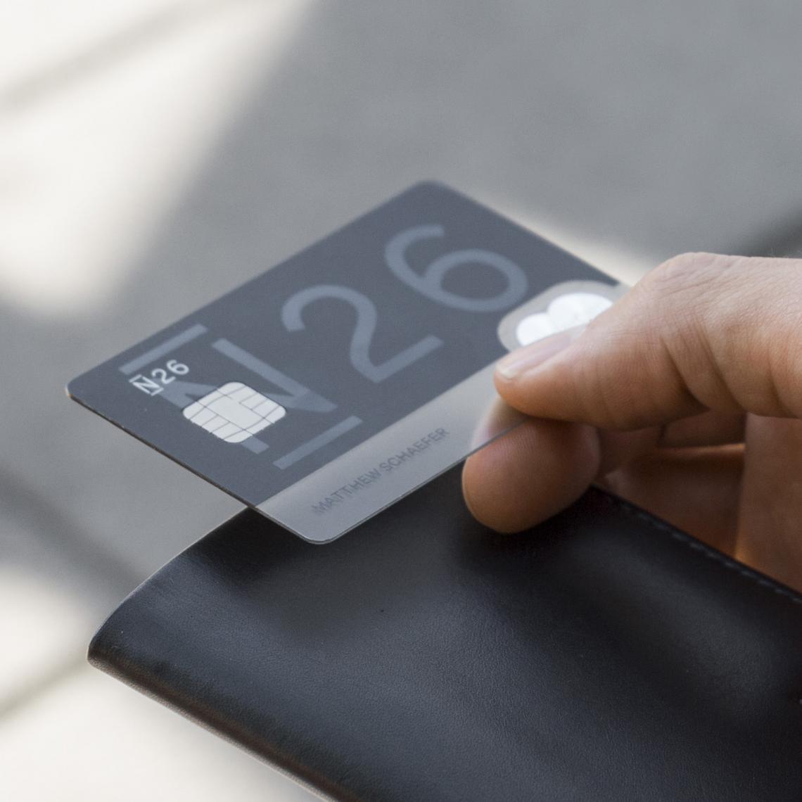 Carte N26 Black Retrait.J Ai Teste Les Cartes Sans Frais Bancaires En Voyage