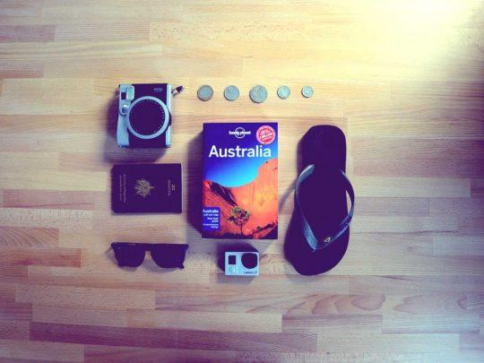 Australie • 10 choses essentielles à emporter