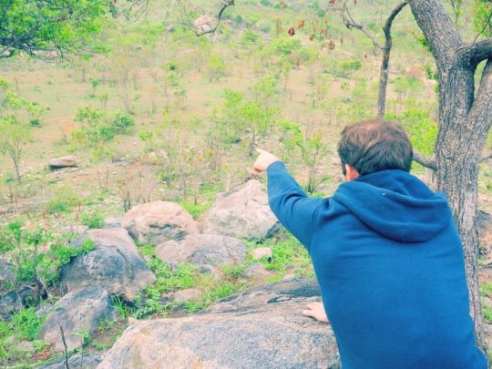 J'ai testé • morning walk au Kruger Park, Afrique du Sud