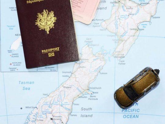 Road-trip Nouvelle Zélande • 2,800km en 15 jours