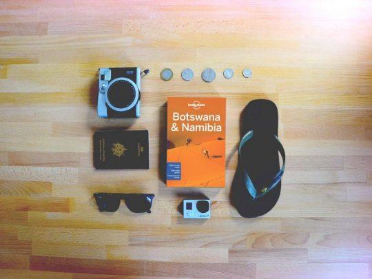 Namibie • 10 choses essentielles à emporter