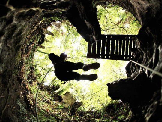 J'ai testé • l'aventure spéléo & vers luisants à Waitomo, Nouvelle Zélande