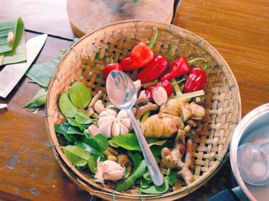 J'ai testé • cours de cuisine khmer à Battambang, Cambodge