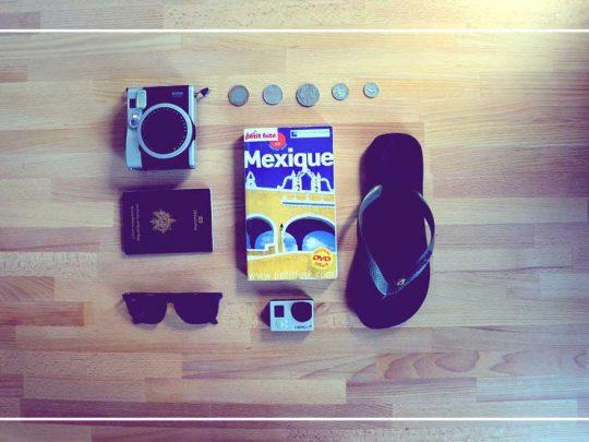 Mexique • 10 choses essentielles à emporter