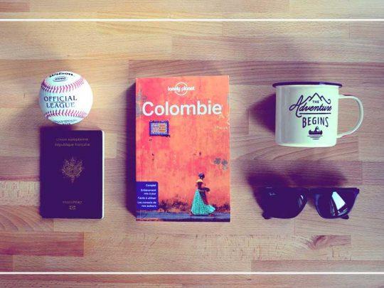 Colombie • 10 choses essentielles à emporter