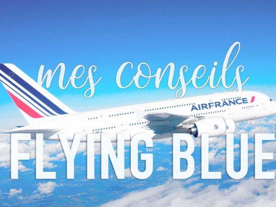 10 idées futées pour utiliser vos miles Flying Blue Air France KLM