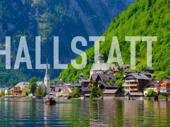 Succomber au trésor alpin de Hallstatt, Autriche