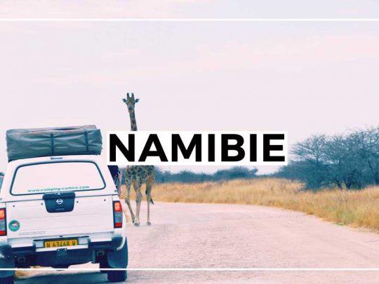 5 bonnes raisons de louer un 4x4 en Namibie