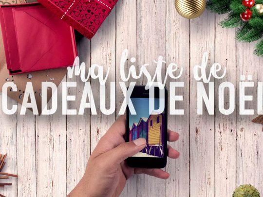 20 idées de cadeaux de Noël sur le thème du voyage