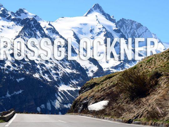 Sillonner les Alpes sur la route du Grossglockner, Autriche