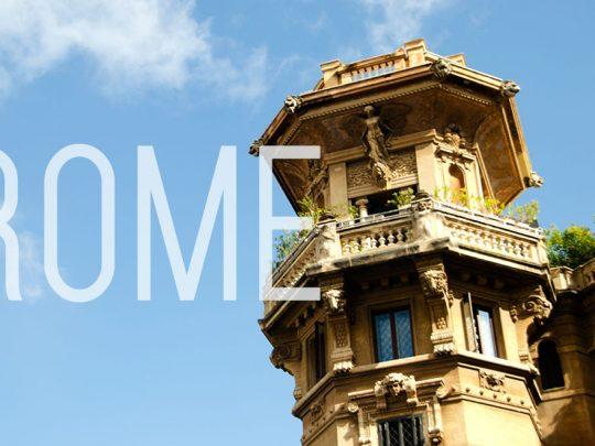 Un weekend à Rome hors de sentiers battus