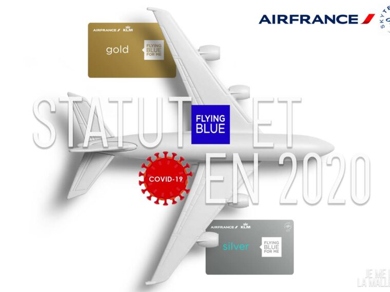 comment conserver son statut flying blue en 2020
