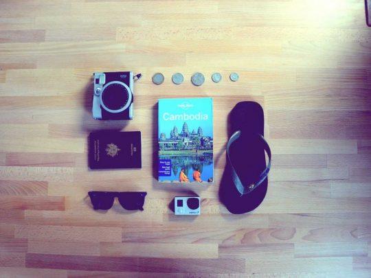 Cambodge • 10 choses essentielles à emporter
